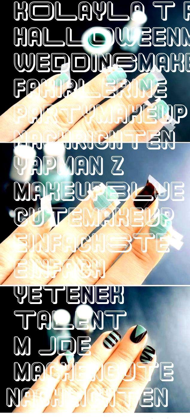 Nachrichten für Talent Poor Es wird es einfach machen Nail Art zu machen   Yetenek Fakirlerine Müjde Nail Art Yapmanızı Kolaylaştıracak 29 Tüyo Der einfach...