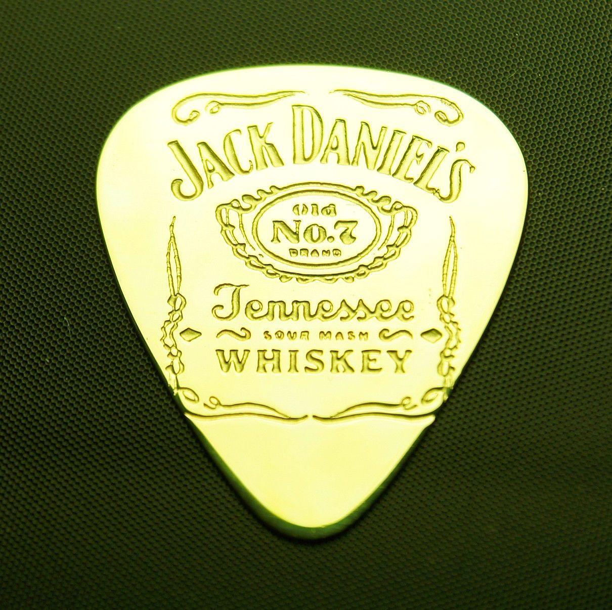 Jack Daniels Guitar Pick