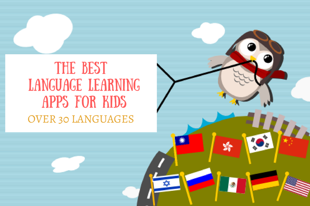 Fun Language Learning Apps for Kids Learning apps, Best
