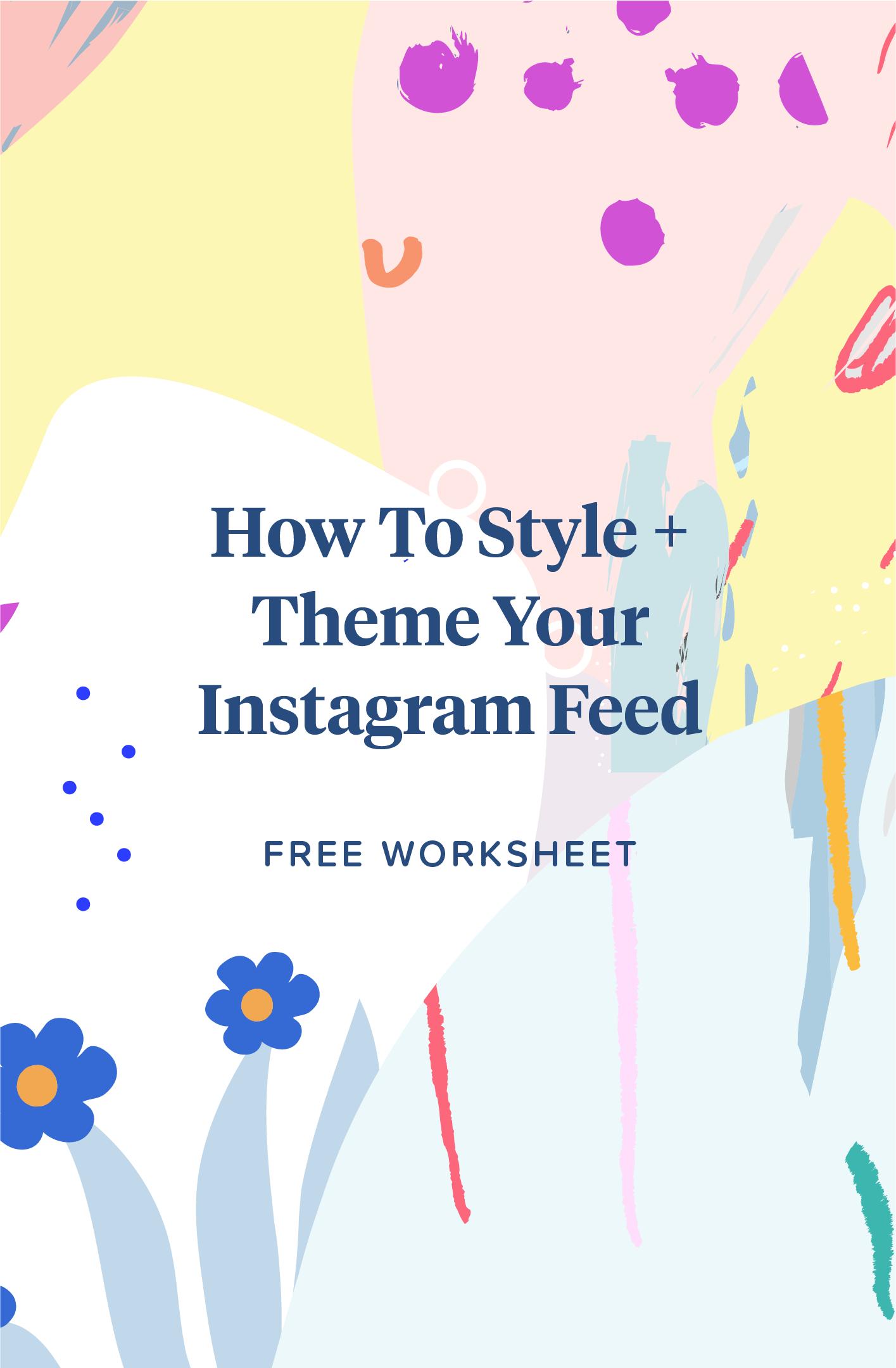 Instagram Theme Amp Feed Style Sheet
