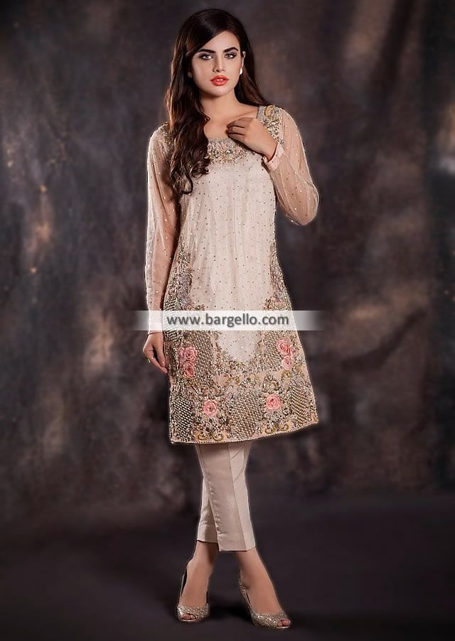 9c42fda877e Pakistani Party Dresses Carteret New Jersey NJ US Ayesha Usman Qamar Formal  Dresses