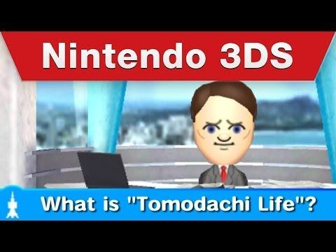 Crazy fun Nintendo Direct - Tomodachi Life Direct 4.10.14 - Tomodachi Life release in NA and Europe this June! #3DS