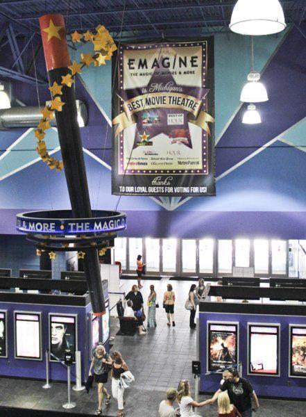 Emagine Novi Novi Movie Theater Entertaining