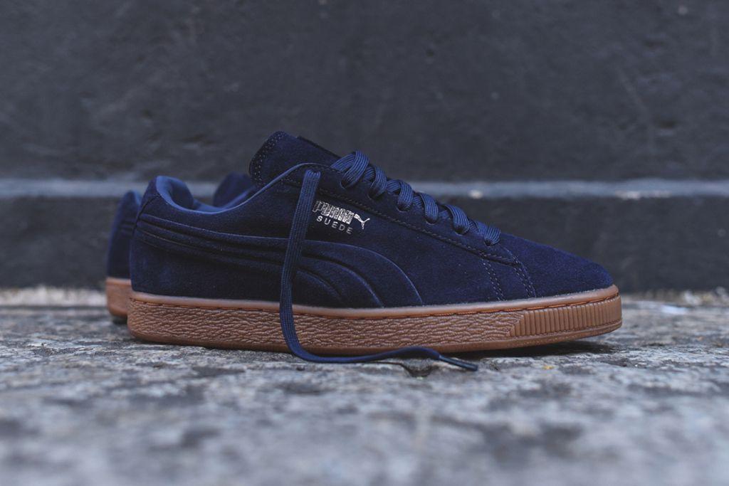 low priced 5e9fd 4f0fc PUMA Suede Emboss Pack | Footwork | Puma suede, Sneaker bar ...