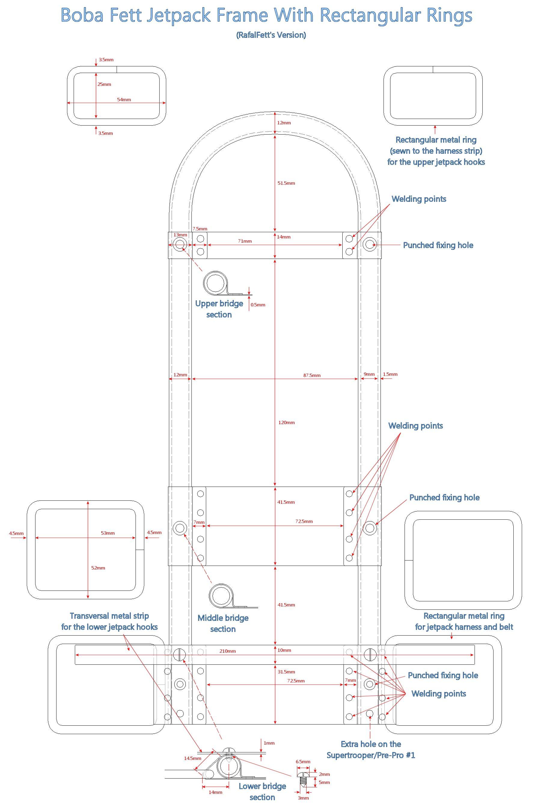 Jetpack Frame Measurements.jpg; 1800 x 2700 (@28%) | SW_BobaFett ...