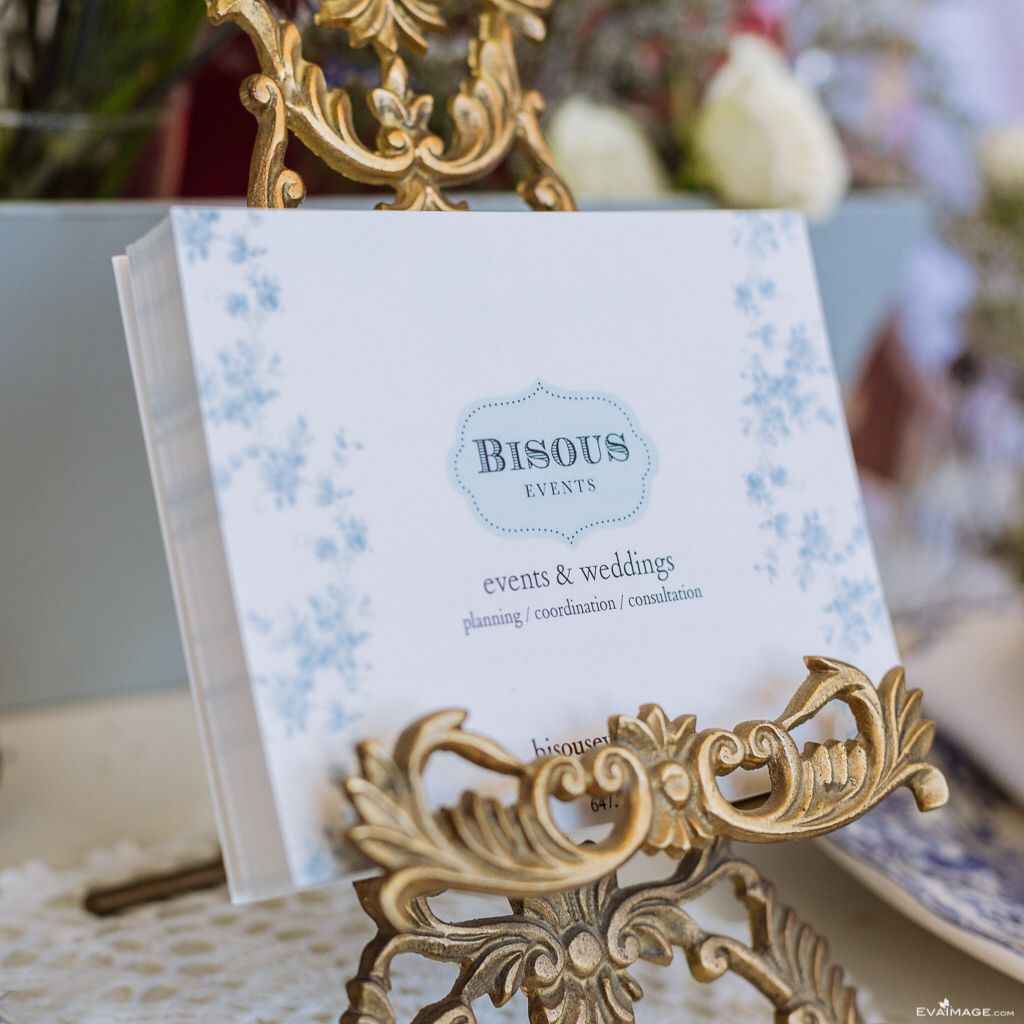 Bisous Events Wedding Bridal Show Booth Toronto Mississauga