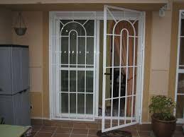 Rejas para patios google search protector pinterest for Puertas metalicas para patio
