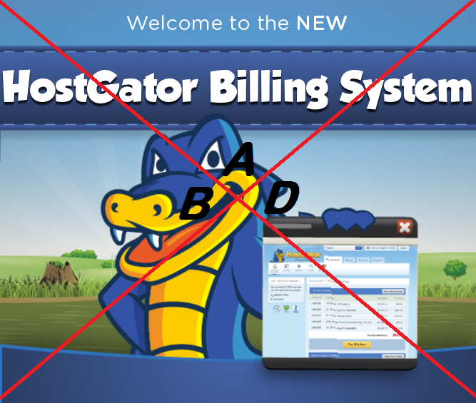 HAS HOSTGATOR WEB HOSTING SCREWED YOU AND TAKEN YOUR SITE DOWN? If