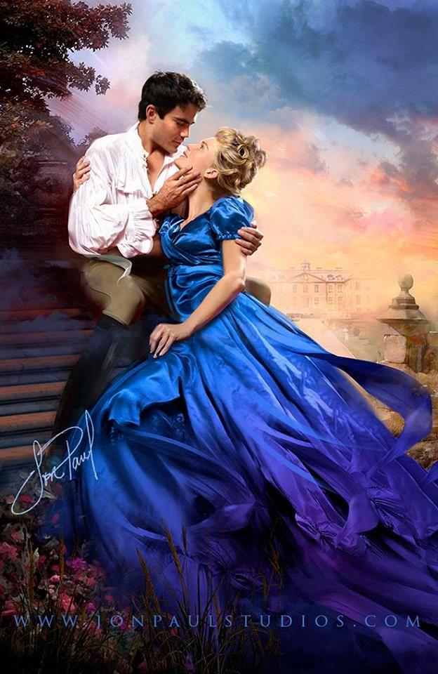 Romance Book Cover Art ~ Copyright cover artist jon paul ferrara booksart