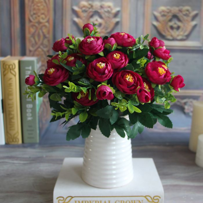8 ways to make fake flowers look real table deco not so ordinary 8 ways to make fake flowers look real mightylinksfo