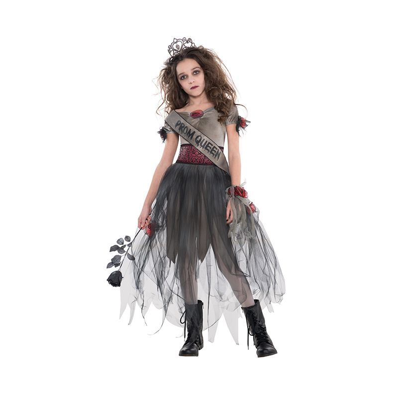 Quatang Gallery- Da Guisement Reine Du Bal Zombie Ado Zombie Halloween Deguisement Zombie Robe Halloween