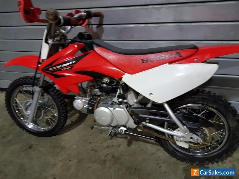 HONDA CRF70 CRF 70 MX BIKE PIT BIKE #honda #crf #forsale ...