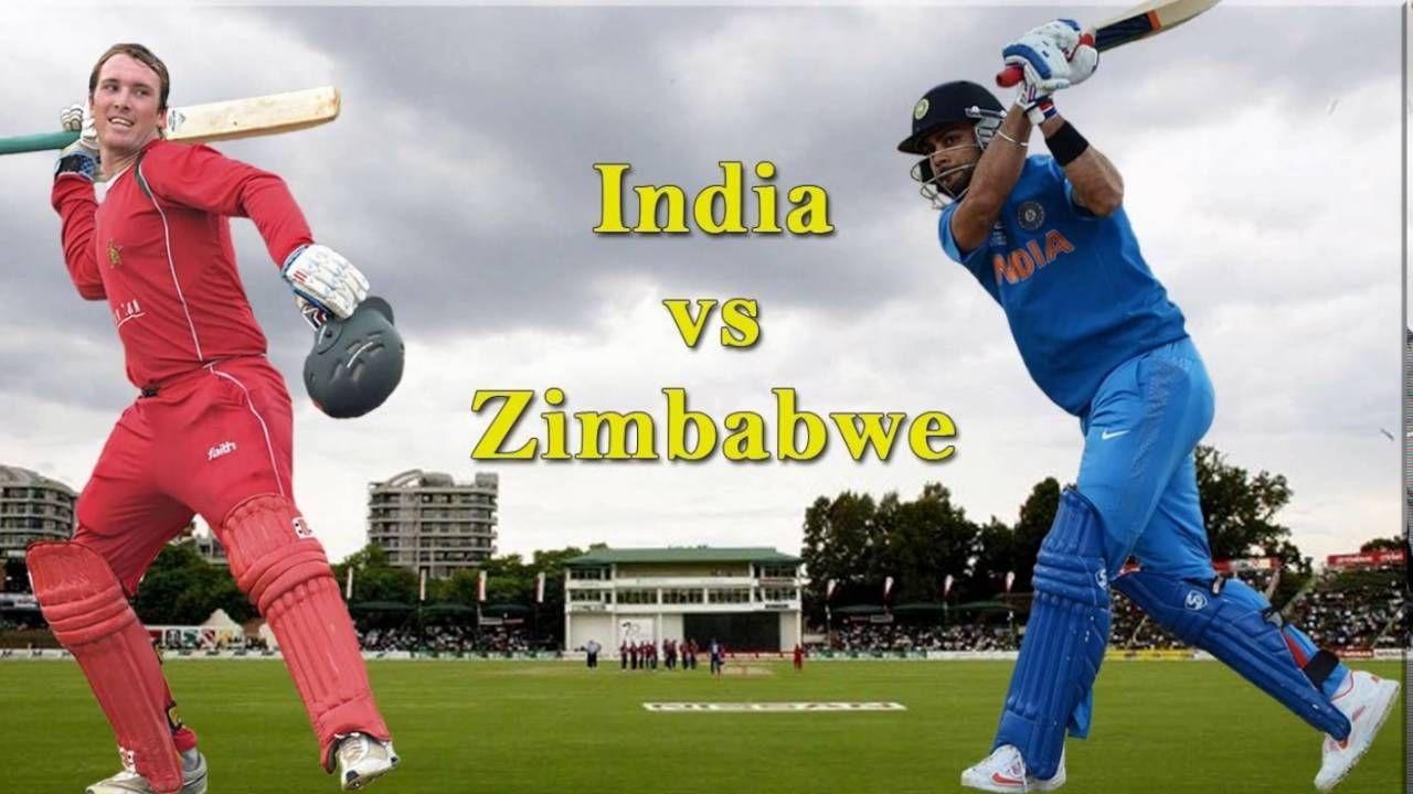 India vs Zimbabwe T20 Series Live Streaming Cricket Match