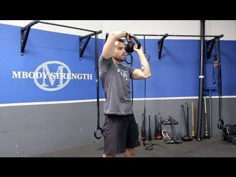 The Lazy Guy's Simple, Stripped-Down Kettlebell Routine   LIVESTRONG.COM