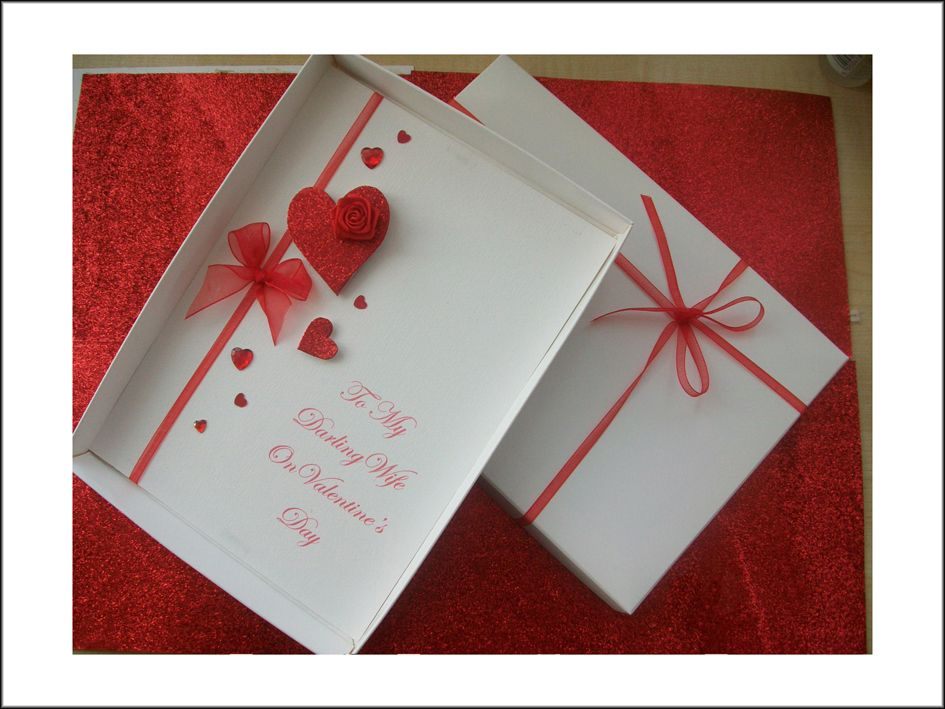 Help make your own Valentine Cards for the family and friends with