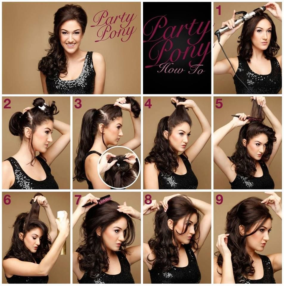 50 Glamorous Ponytail Hairstyles Tutorials For Summer You