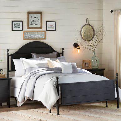 Laurel Foundry Modern Farmhouse Bedroom Master Shiplap Rustic Rusticdecor