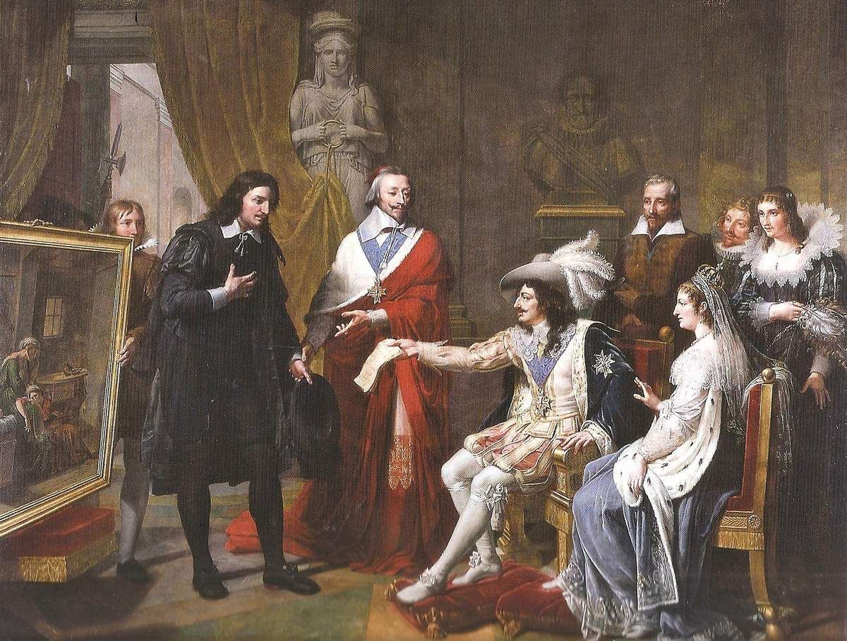 The contributions of cardinal richelieu and