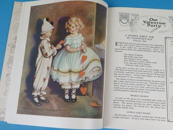 Children S Party Book Mj Parker And Frances Tipton