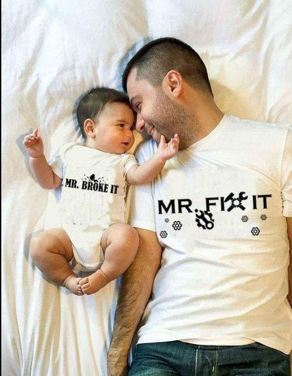 85580b1feff1b Father and son gifts dad and baby matching shirts father and son shirts  daddy and daughter shirts dad and baby shirts fathers day shirt gift Custom  White ...