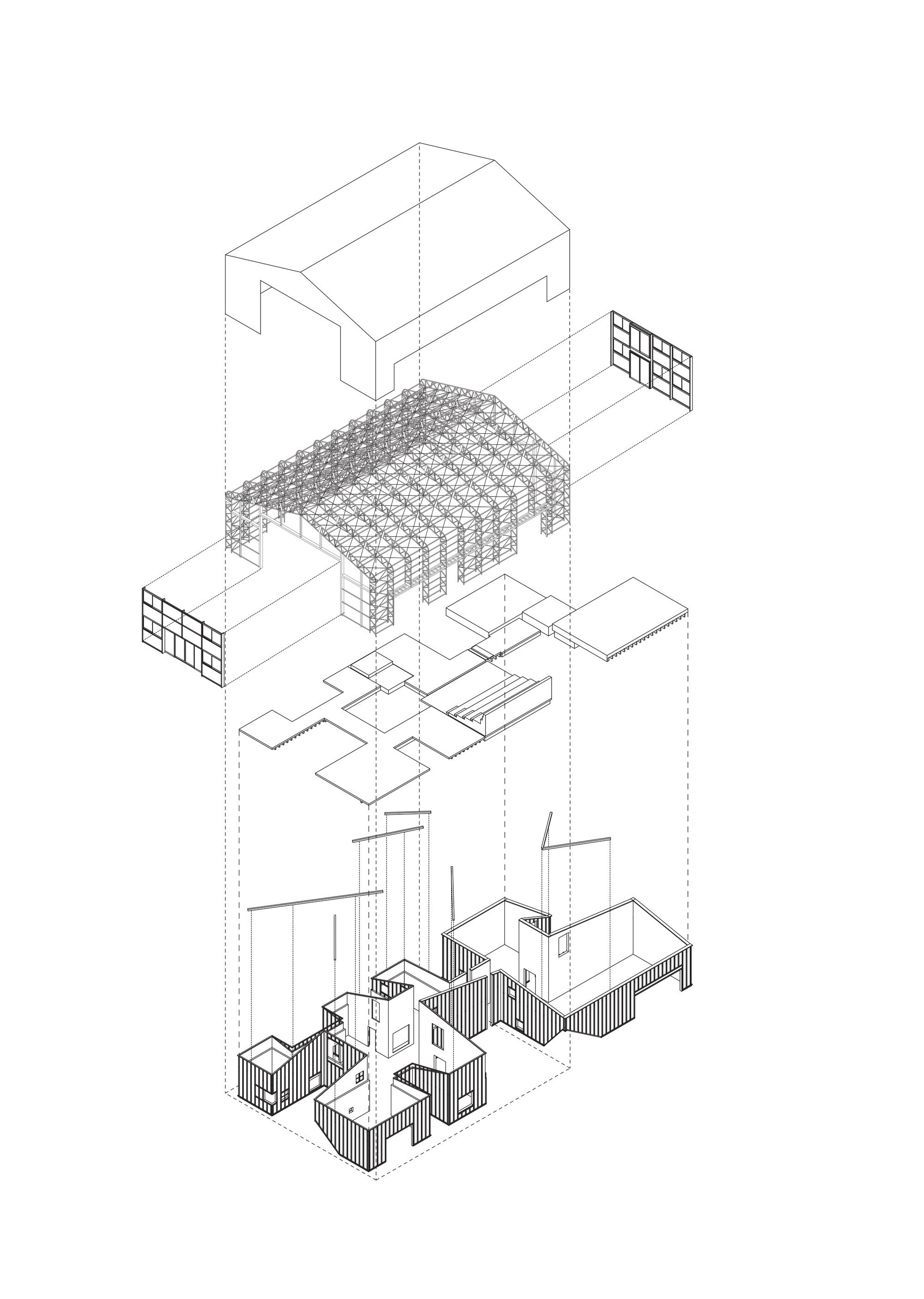 Gallery Of The Best Architecture Drawings Of