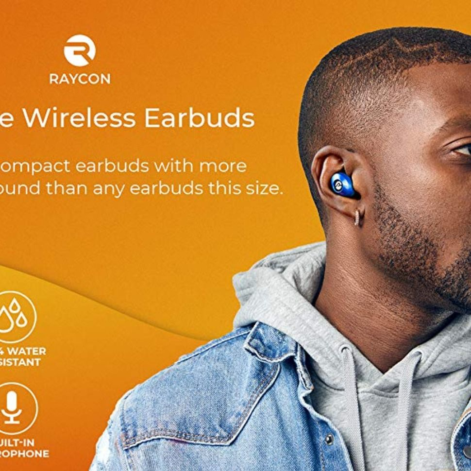 Find Different Details Of Raycon E25 Wireless Earbuds Bluetooth Headphones