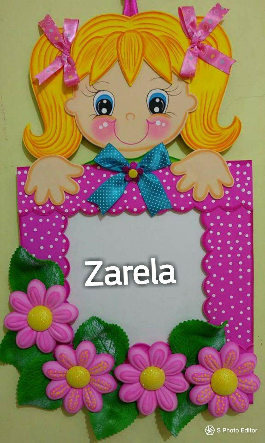 Pin de zarela temoche en foami pinterest goma eva - Decorar paredes infantiles con goma eva ...