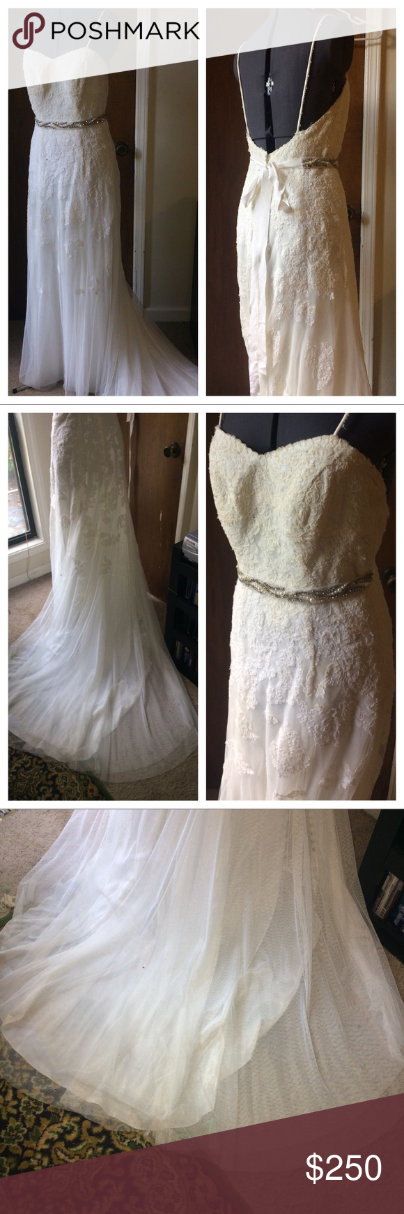 Wedding dress dry cleaning near me  Lace overlay wedding gown  Lace overlay Overlay and Gowns