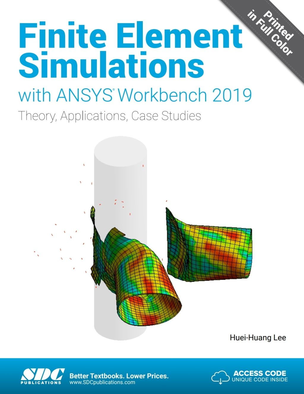 Finite Element Simulations With Ansys Workbench 2019 Ebook