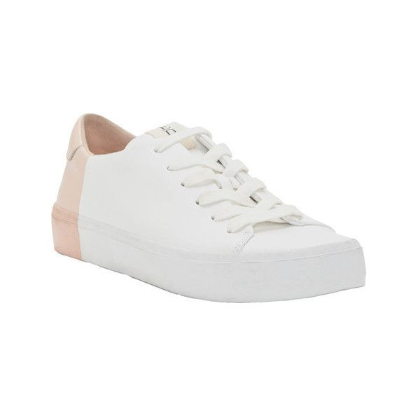 ED Ellen DeGeneres Leather Lace-up Sneakers - Darien clearance countdown package cheap sale footlocker pictures SkLRGLop