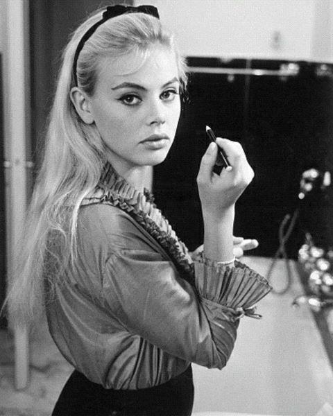 Britt Ekland, Vintage Beauty