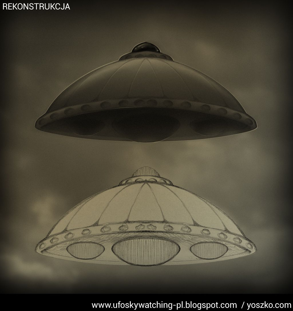 UFO reconstruction | CONCEPT ART | Pinterest | UFO and Concept art