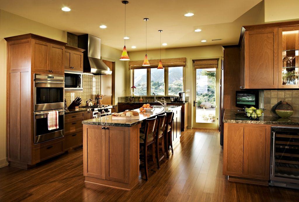 Finest hickory kitchen in 2020 Kitchen