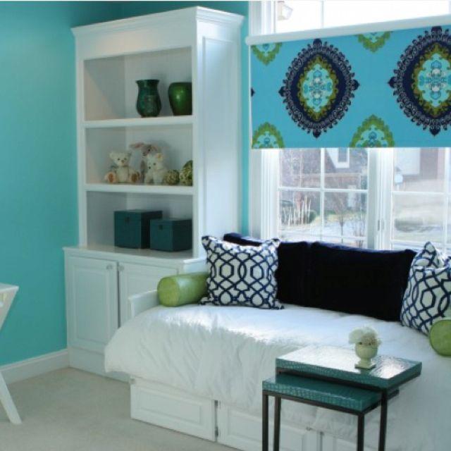 Fun Colors Older Girls Room Bedroom Kids Pinterest Room