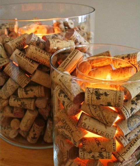 Cork Crafts For Weddings: 53 Vineyard Wedding Centerpieces To Get Inspired