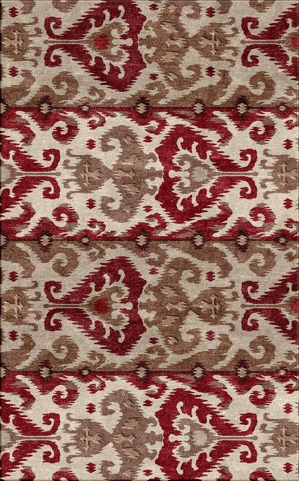 ikat Surya rug
