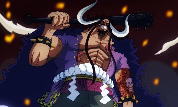 Read One Piece 971 Kaido