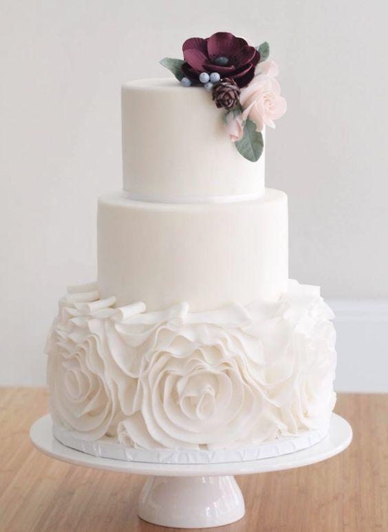 Wedding Cake Inspiration Wedding Cakes Gateau Mariage Deco