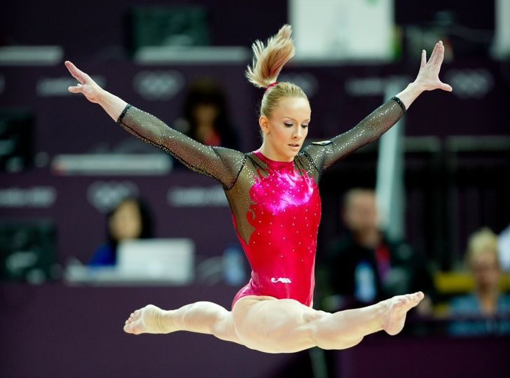 2012 London Olympics: All Around - Sandra Izbasa (Romania)