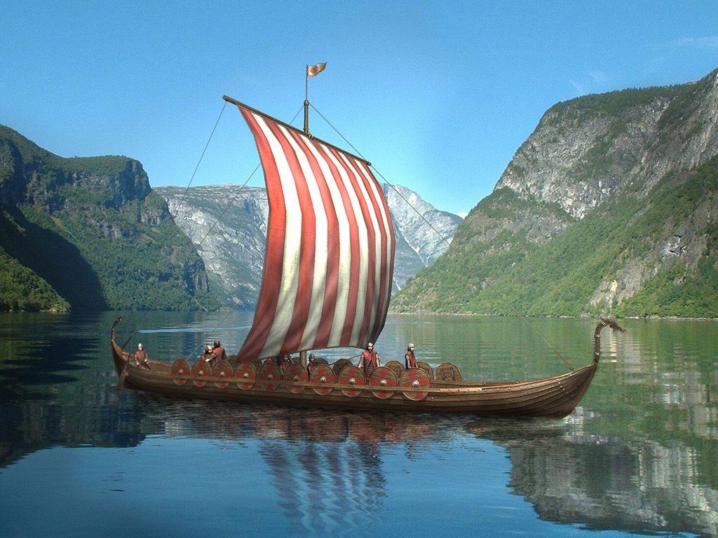 Viking longship.jpg (1024×768) | vessels | Pinterest | Vikings