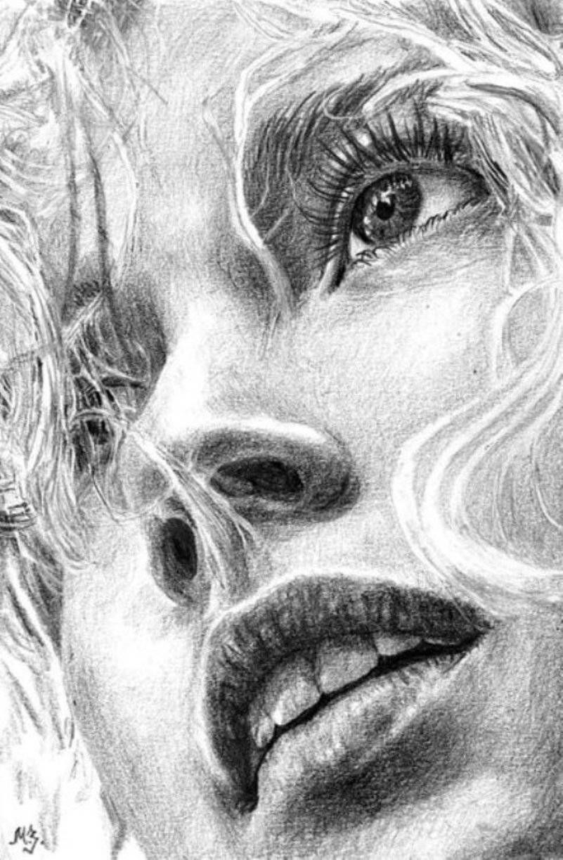 Pencil drawings by maria zeldis mexico pianist and self taught artist maria zeldis maria from kiev she was 55 years old and she a pianist
