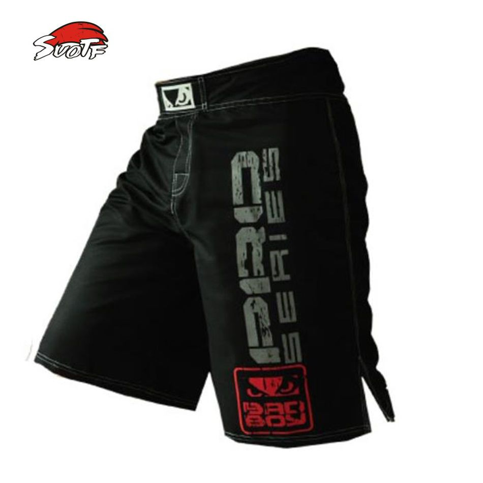 Mma Fight Shorts Grappling Cage Ufc Thai Kick Boxing Gym Martial Arts Wear Short