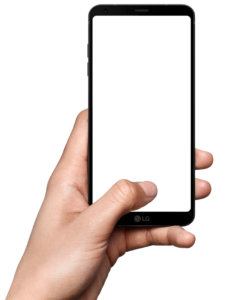 Phone In Hand PNG Image Phone template, Best smartphone