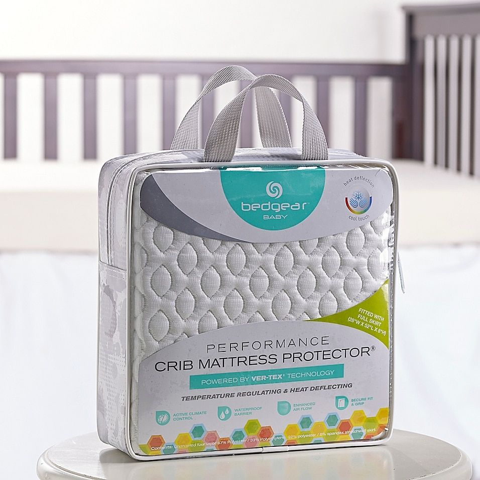 Bedgear Ver Tex Crib Mattress Protector Bed Bath Beyond Crib Mattress Protector Mattress Protector Crib Mattress