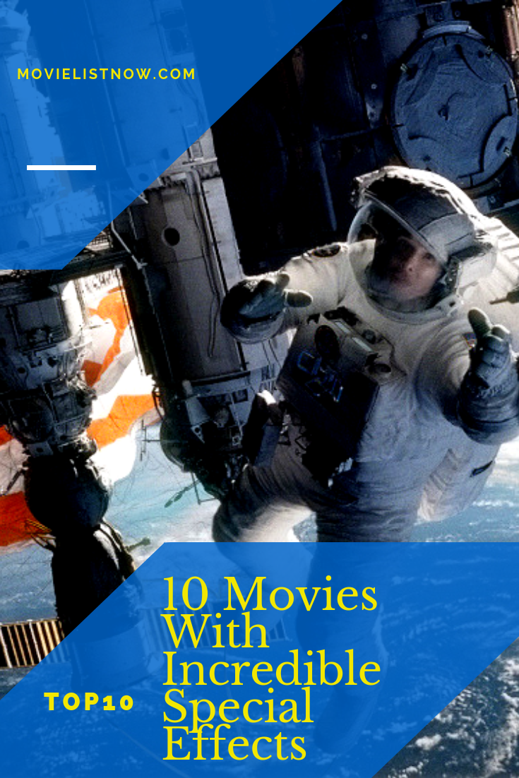 10 Movies With Incredible Special Effects The
