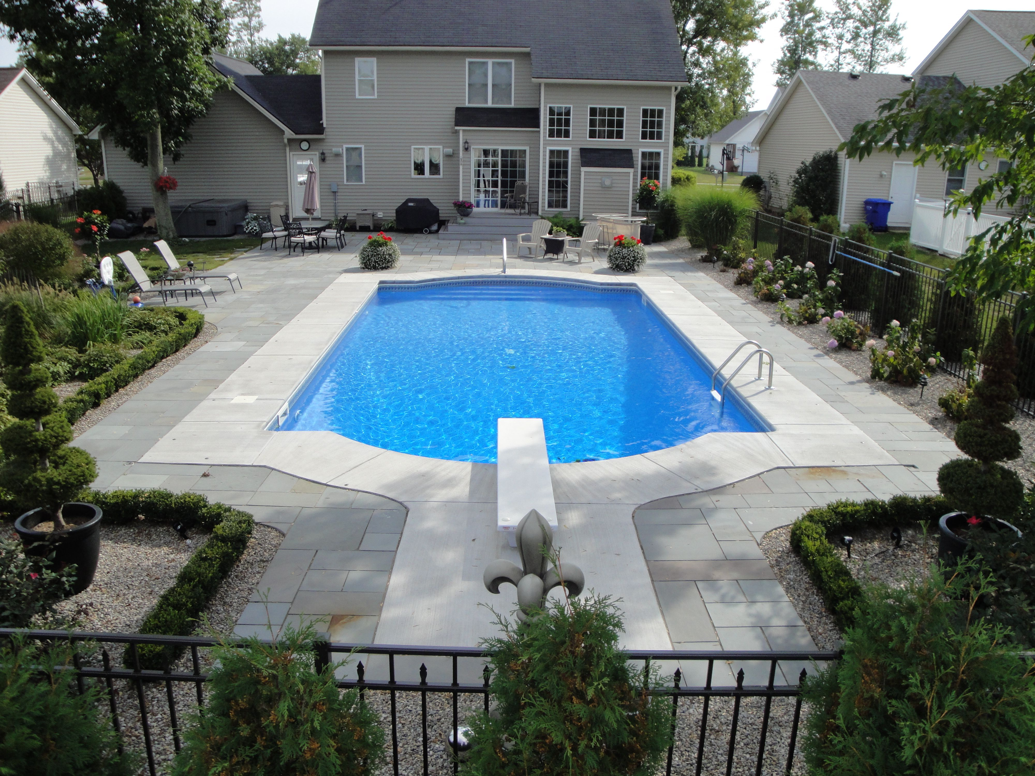 For The Last 30 Years We Ve Been Turning Dreams Into Reality For Thousands Of Imaginative Homeowne Swimming Pool House Pool Landscaping Swimming Pools Backyard
