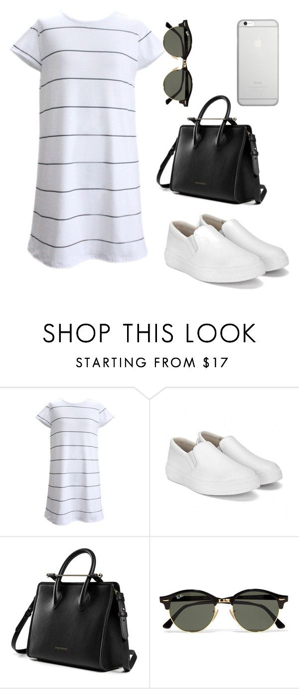 """Untitled #65"" by karlamichell on Polyvore featuring beauty, Ray-Ban and Native Union"