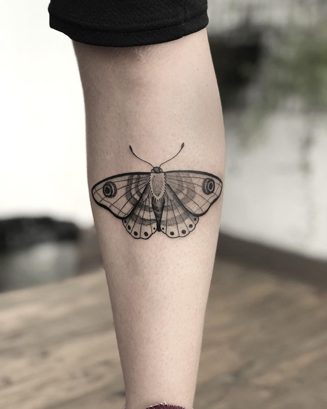16 Mariposa tattoo