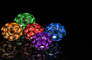 Cool Colorful Balls 3D Backgrounds