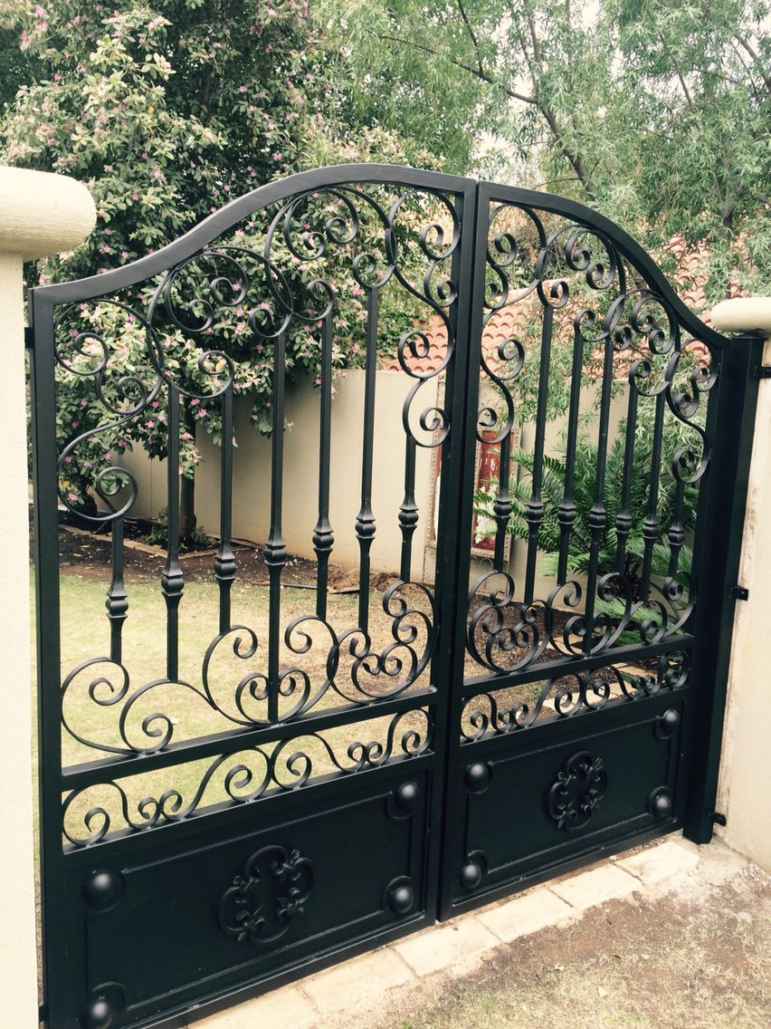 Garden gate by Westgate